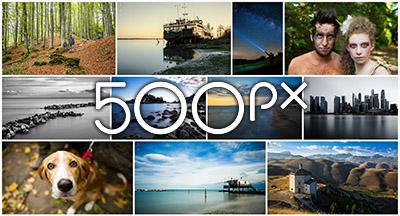 Clicca e vai a vedere le mie migliori foto su 500px