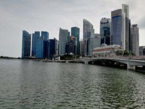 Skyline Singaporiano!