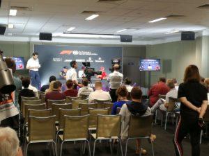 Press Room - Conferenza piloti