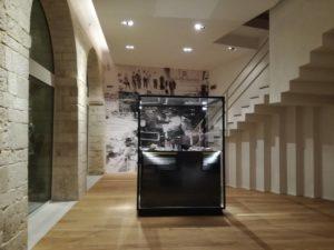 Panoramica dell'illuminazione della sala 3