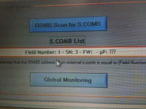 Software monitoraggio