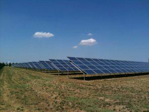 Pannelli di impianto fotovoltaico