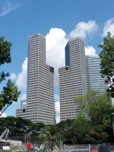 Coppia di grattacieli speculari!