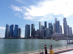 Skyline Singapore!