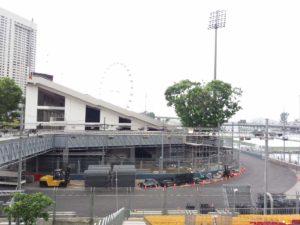 Foto curva 5 del circuito!