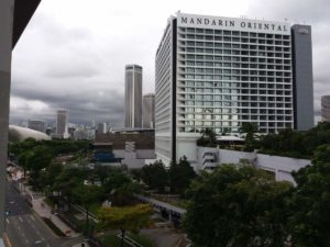 Hotel Mandarin!
