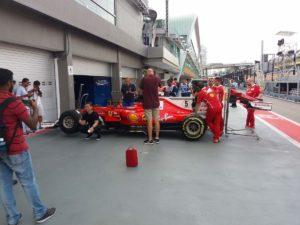 La Ferrari è sempre la Ferrari!