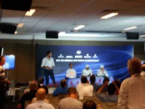 Intervista Piloti dopo la gara in Press Conference!