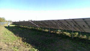 Pannelli fotovoltaici in collina nelle marche!